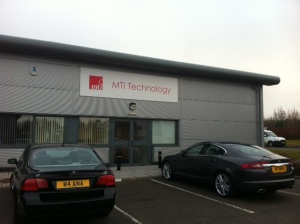 New office in Livingston