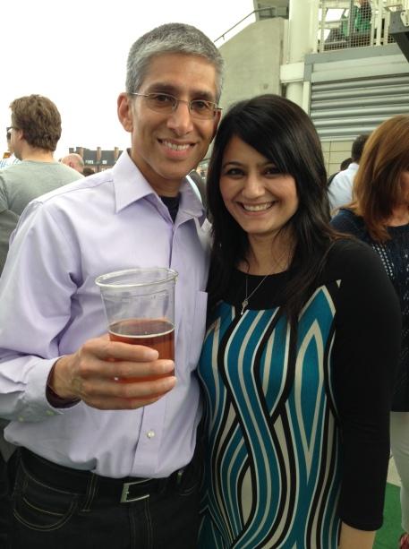 Garry Menezes, Garima Arora