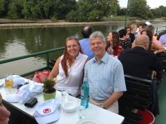 Rainer Held and wife Jutta
