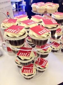 Celebratory MTI cakes