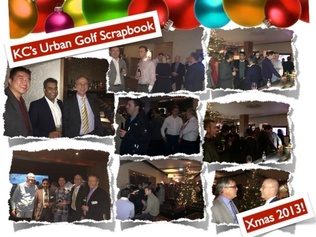 KC's Urban Golf Snapshopt