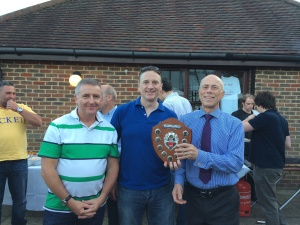 Steve McCormack and Brendan McCormack triumph at rounders