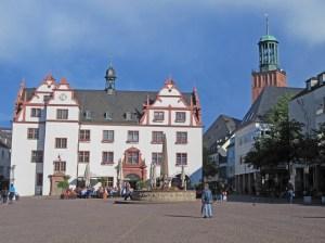 Daarmstadt Square