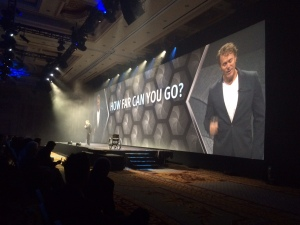 John Maclean at EMC World 2015
