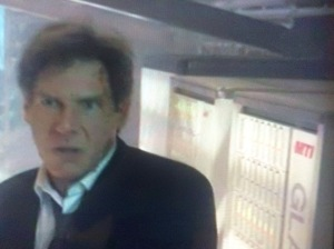 Harrison Ford rescues President with help from MTI